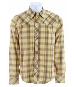 Planet Earth Ranger L/S Shirt Brown Plaid