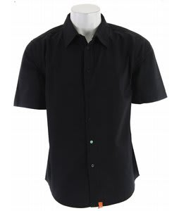 Planet Earth Raven S/S Shirt Graphite Black