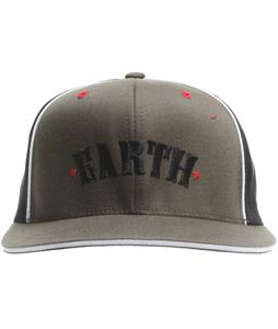 Planet Earth Rushton Cap Green