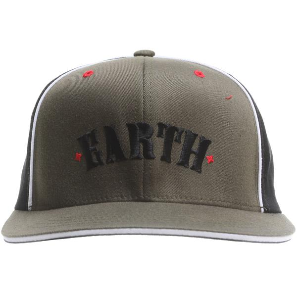 Planet Earth Rushton Cap