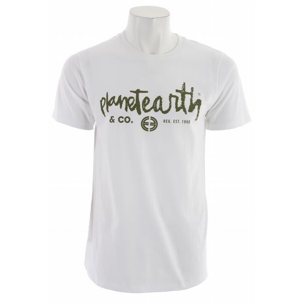Planet Earth Type T-Shirt