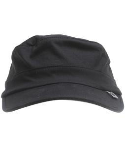 Planet Earth Weston Cap Black