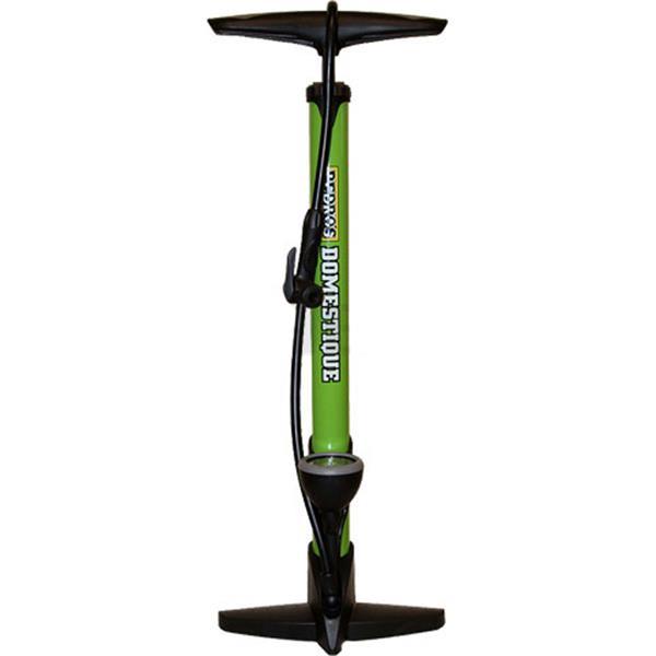 Pedros Green Domwstique Dual Head Floor Bike Pump