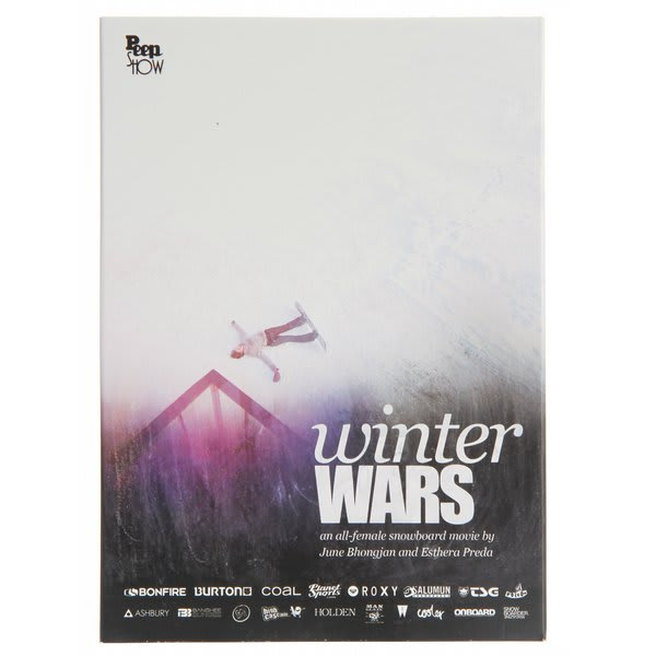 Peep Show Winter Wars Snowboard DVD