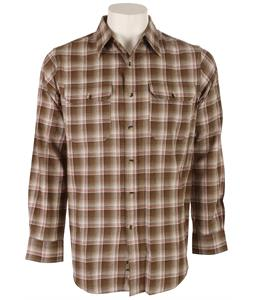 Pendleton Pioneer Fitted Shirt Olive Ombre