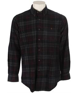 Pendleton Wayne Fitted Shirt Navy Plaid