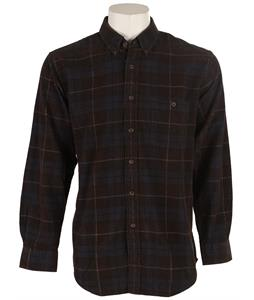 Pendleton Wayne Fitted Shirt Olive Windowpane