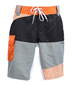 Picture Active Boardshorts Orange