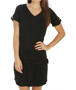 Picture Paradise Dress Black