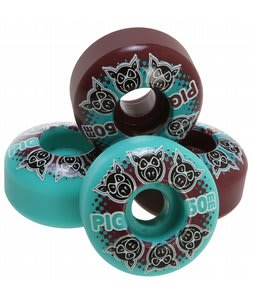 Pig Mash Up Skateboard Wheels
