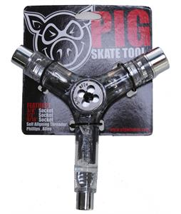 Pig Skate Tool Clear Transparent