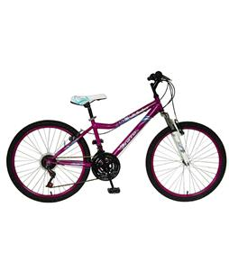 Piranha Trailclimber 24 Bike Purple/White 14