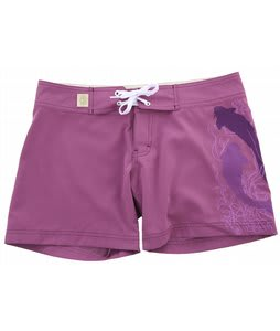 Planet Earth Meyers Boardshorts Orchid