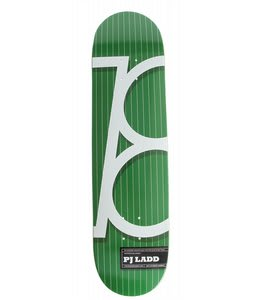 Plan B Ladd Authentic Skateboard Deck 8