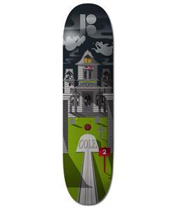 Plan B Cole Haunted House Skateboard Deck