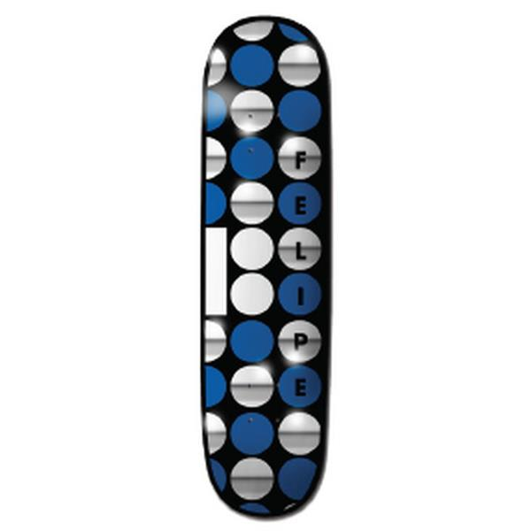 Plan B Felipe Dots Skateboard Deck