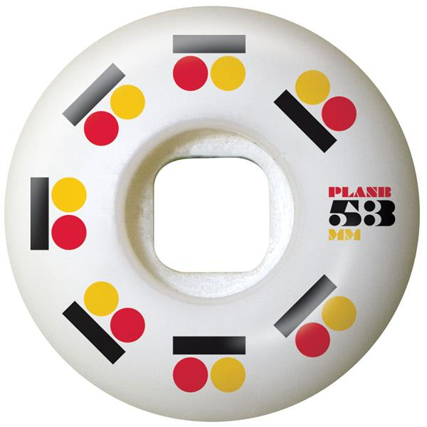 Plan B Iconic Skateboard Wheels