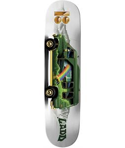 Plan B Ladd Vantastic Skateboard Deck 7.75 x 31.25in
