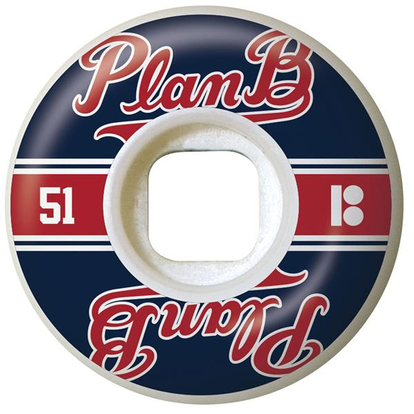 Plan B Past Time Skateboard Wheels