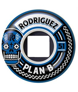 Plan B Prod Crest 2.0 Skateboard Wheels 51mm