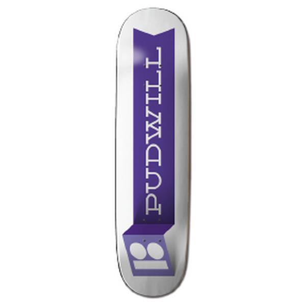 Plan B Pudwill Fold Skateboard Deck