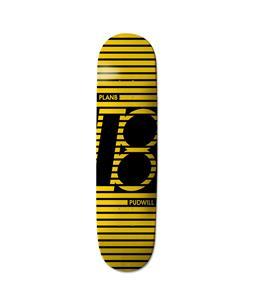 Plan B Pudwill Striped Skateboard Deck