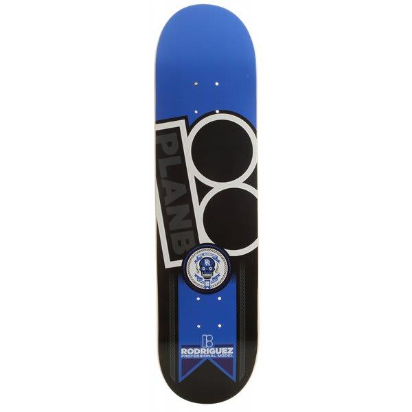 Plan B Rodriguez Contest Skateboard Deck