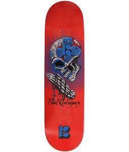 Plan B Rodriguez Skulls Skateboard