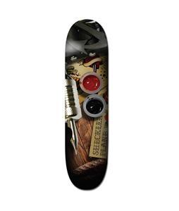 Plan B Sheckler Inked Skateboard Deck