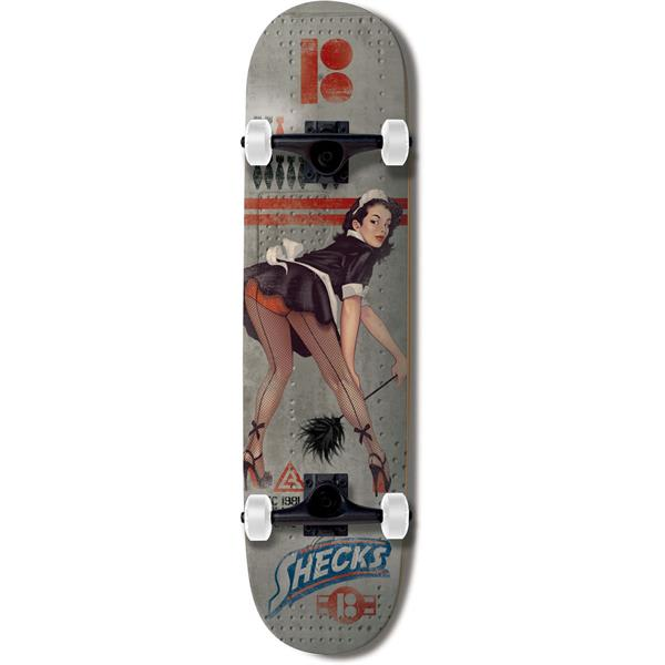 Plan B Sheckler Lady Luck Skateboard Complete