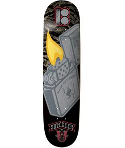 Plan B Sheckler Lighter Skateboard Deck 8.25 x 31.75in