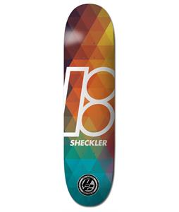 Plan B Sheckler Prism Skateboard Deck