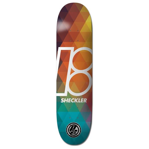 Plan B Sheckler Prism Skateboard Deck