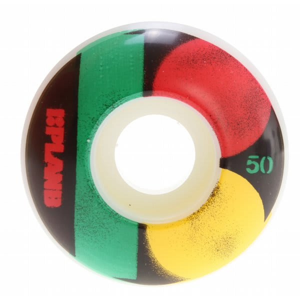 Plan B Stencil Skate Wheels