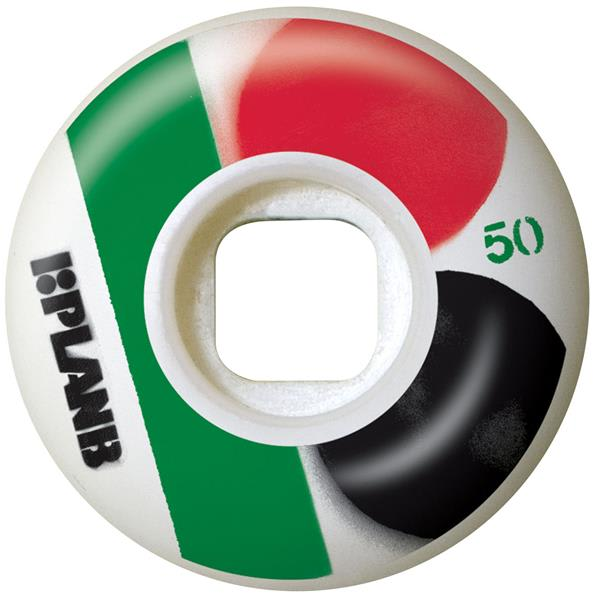 Plan B Stencil Skateboard Wheels