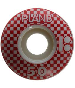 Plan B Team Checked Skateboard Wheels