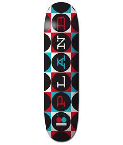 Plan B Team Modern Skateboard Deck