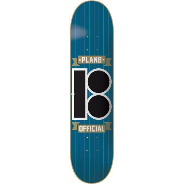 Plan B Team Official Skateboard Deck