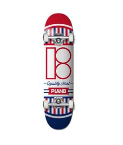 Plan B Team Quality Mini Skateboard Complete