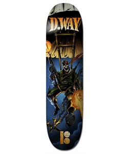 Plan B Way No Pris Pt2 Skateboard Deck