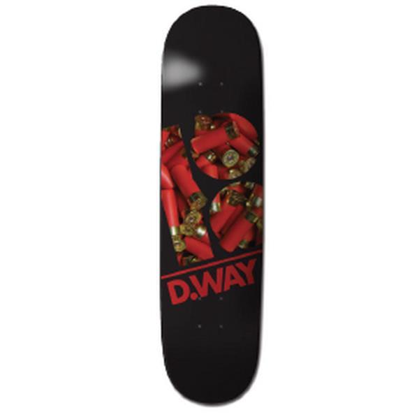 Plan B Way Reload Skateboard Deck
