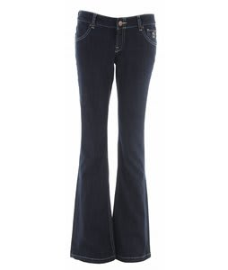 Planet Earth Boot Cut Rinse Wash Jean Indigo