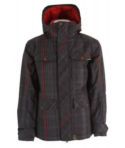 Planet Earth Jake Insulated Snowboard Jacket