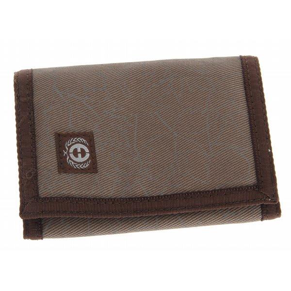 Planet Earth Leaf Wallet