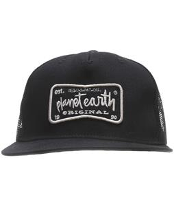 Planet Earth Original Cap Black