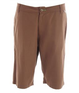 Planet Earth Rainman Shorts Brown