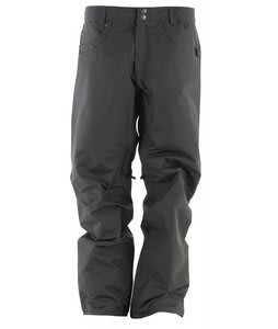 Planet Earth Upshot Insulated Snowboard Pants Swamp Green