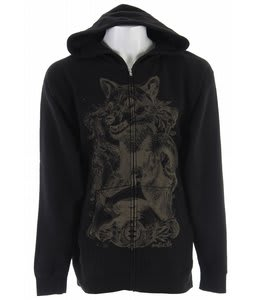 Planet Earth Alexander Hoodie Black