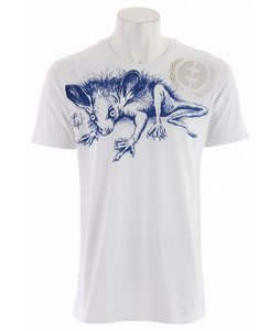 Planet Earth Aye Aye S/S T-Shirt White