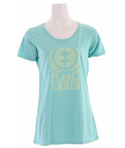 Planet Earth Baker S/S T-Shirt Teal
